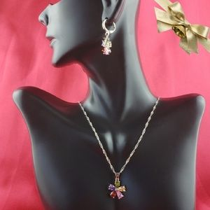 Jewelry - Jewerly floral set